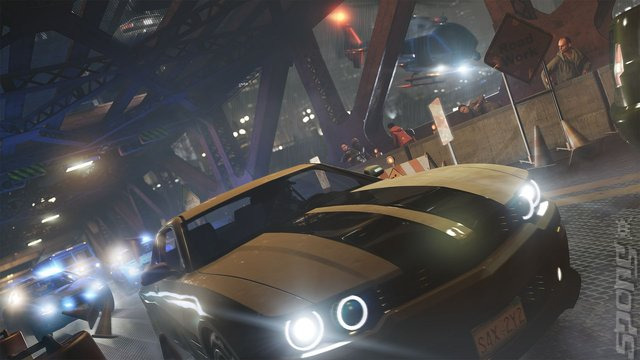 LOADS of Watch_Dogs Gameplay Footage