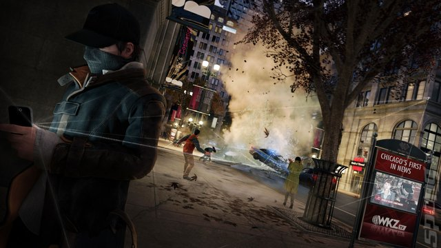 Watch_Dogs PC in Moving Pictures