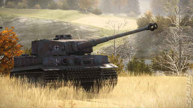 World of Tanks: Xbox 360 Edition is Out and Proud!